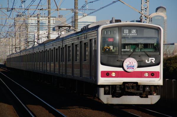 2011年3月4日~京葉線 ケヨ10 検見川浜