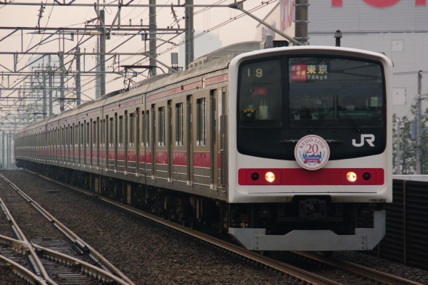 2011年3月8日 京葉線 ケヨ10 新習志野