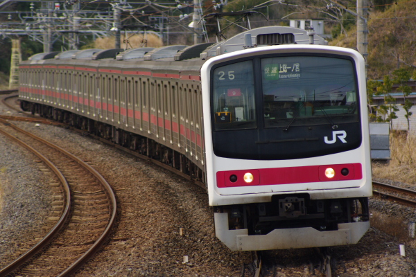 2011年3月9日 京葉線 ケヨ9 大網
