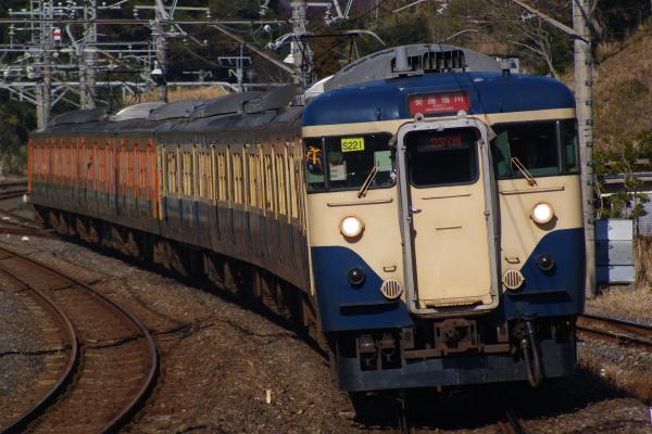 2011年3月10、11日 京葉線 外房線 地震 S221 大網