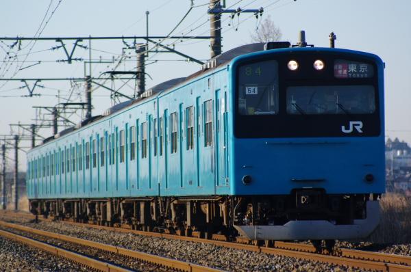 2011年3月10、11日 京葉線 外房線 地震 201 永田
