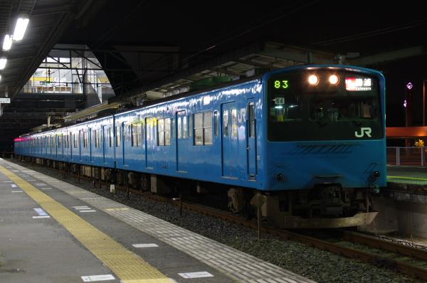 2011年3月10、11日 京葉線 外房線 地震 なるかつ
