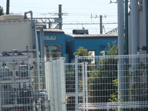 2011年3月12日 京葉車両センター 地震被害 ケヨ51 脱線