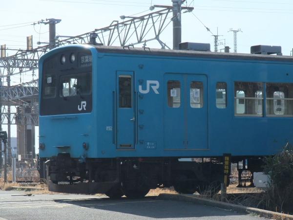 2011年3月12日 京葉車両センター 地震被害 ケヨ51