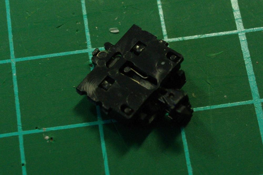 2011年3月14日 模型  TNカプラー