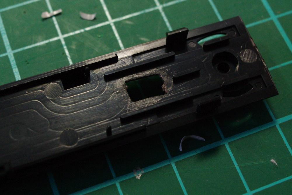 2011年3月14日 模型  黒