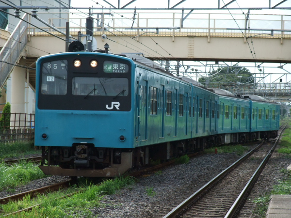 2011年 3月14日幕張ツアー編 7月11日京葉線 128