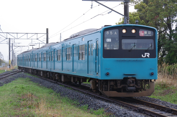 2011年 3月14日 京葉線 中間