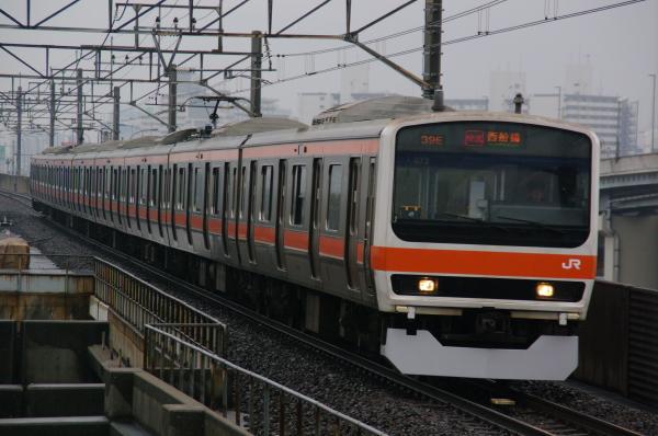 2011年3月20,日 京葉線 ケヨM73 舞浜