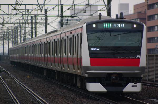 2011年3月20,日 京葉線 ケヨ510 新浦安