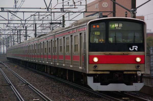 2011年3月20,日 京葉線 ケヨ24 新浦安