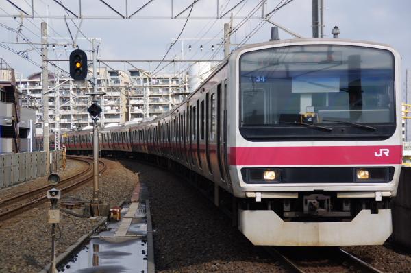 2011年3月23日 京葉線 ケヨ34 潮見