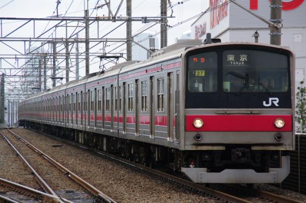 2011年3月23日 京葉線 ケヨ27 新習志野