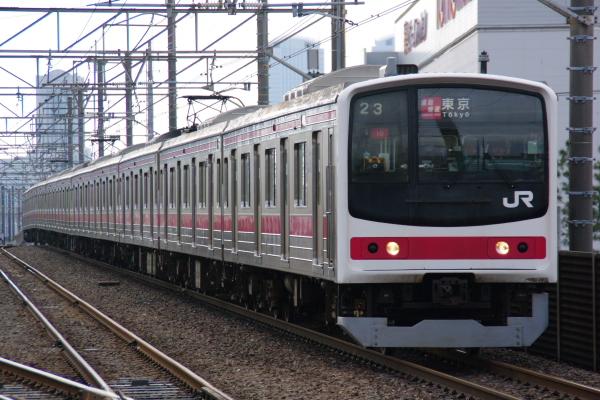 2011年3月23日 京葉線 ケヨ10 新習志野