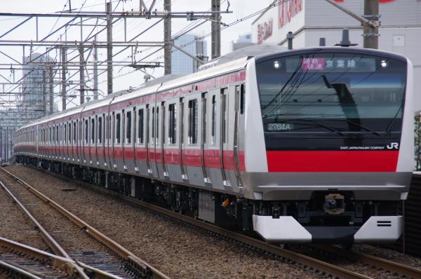 2011年3月23日 京葉線 ケヨ551+F51 新習志野1