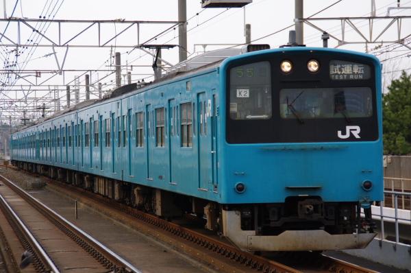 2011年3月24日 京葉線 ケヨ52+K2 千葉みなと