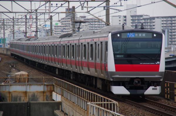 2011年3月24日 京葉線 ケヨ509 舞浜