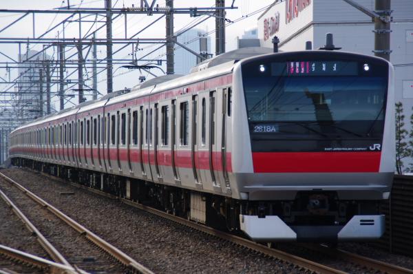 2011年3月24日 京葉線 ケヨ505 新習志野
