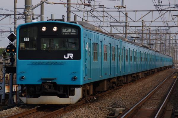 2011年3月24日 京葉線 ケヨ52+K2 新習志野