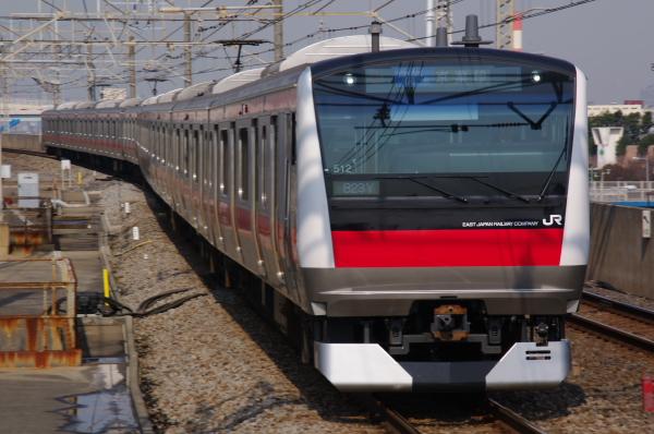 2011年3月25日 京葉線 ケヨ512 臨海公園