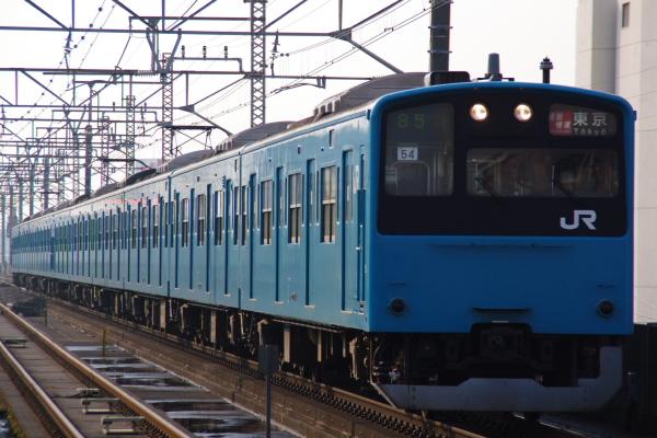 2011年3月25日 京葉線 ケヨ54+K4 千葉みなと