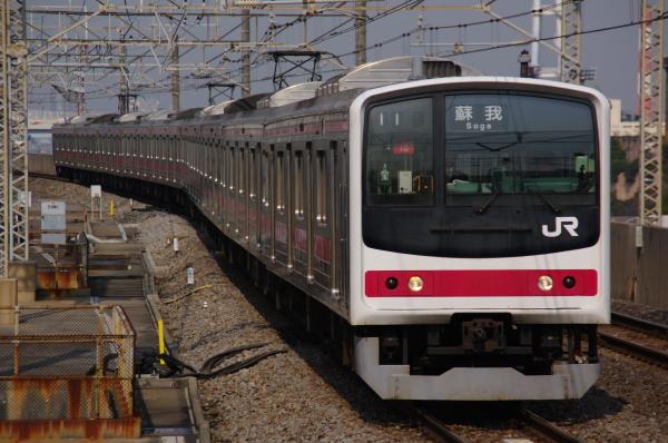 2011年3月25日 京葉線 ケヨ10 臨海公園