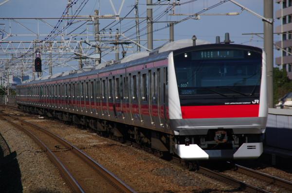 2011年3月26日 京葉線 ケヨ503 新浦安