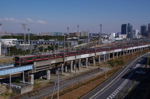 2011年3月26日 京葉線 ケヨ26 新習志野-海浜幕張