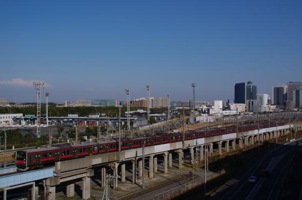 2011年3月26日 京葉線 ケヨ27 新習志野-海浜幕張