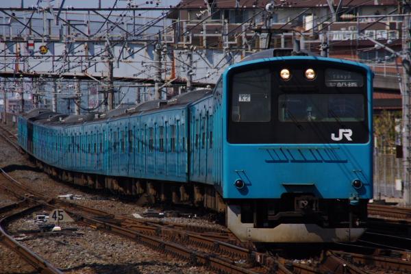 2011年3月28日 京葉線 M72出場 ケヨ52+K2 蘇我