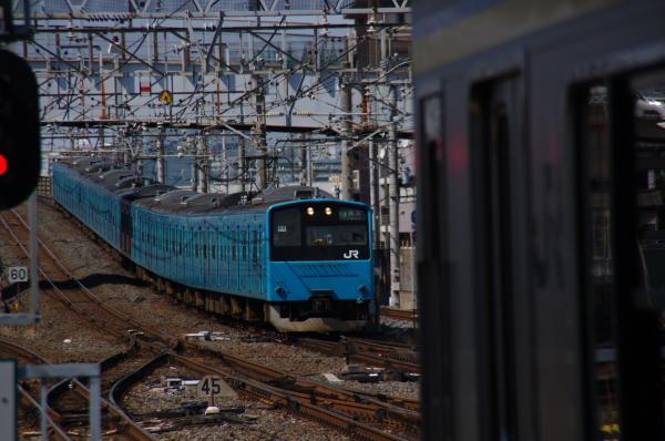 2011年3月28日 京葉線 M72出場 ケヨ54+K4 蘇我