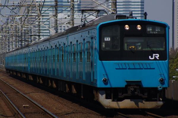 2011年3月28日 京葉線 M72出場 ケヨ54+K4 検見川浜