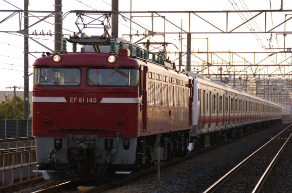 2011年3月29日 ケヨ25廃車 ケヨ516配給  ケヨ516 新習志野
