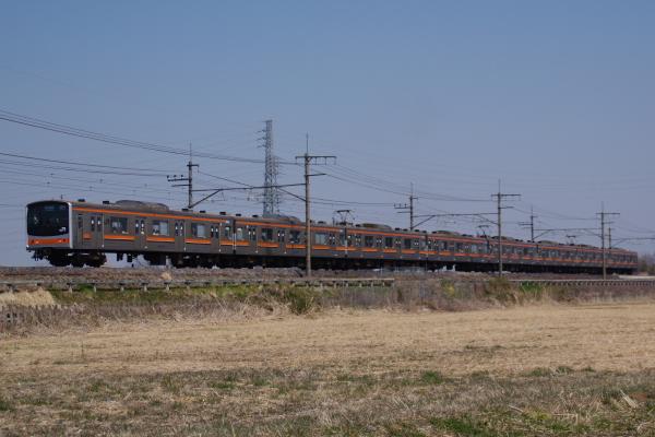 2011年3月29日 ケヨ25廃車 ケヨ516配給  ケヨM65 ヒガウラ