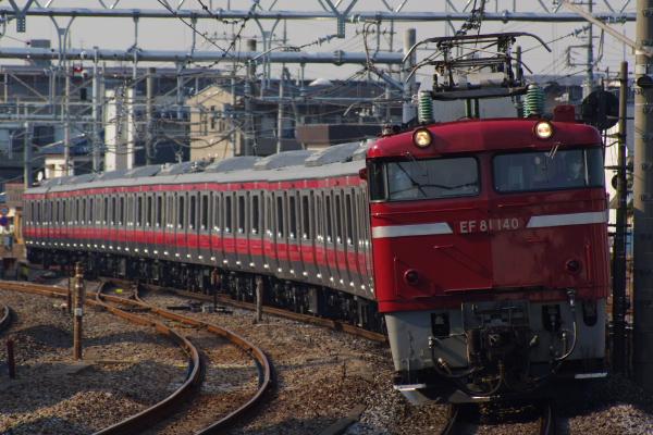 2011年3月29日 ケヨ25廃車 ケヨ516配給  ケヨ516 宮原