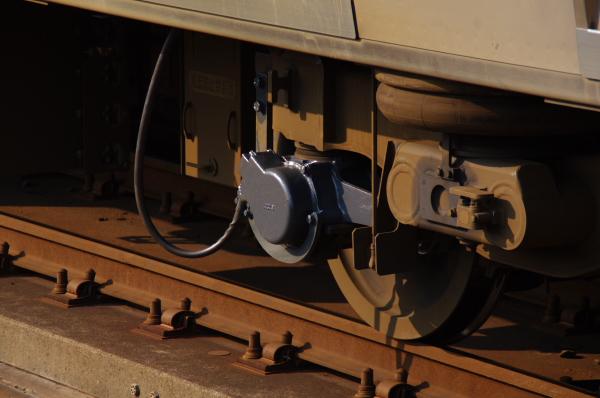 2011年3月30日 京葉線 ケヨ504 台車
