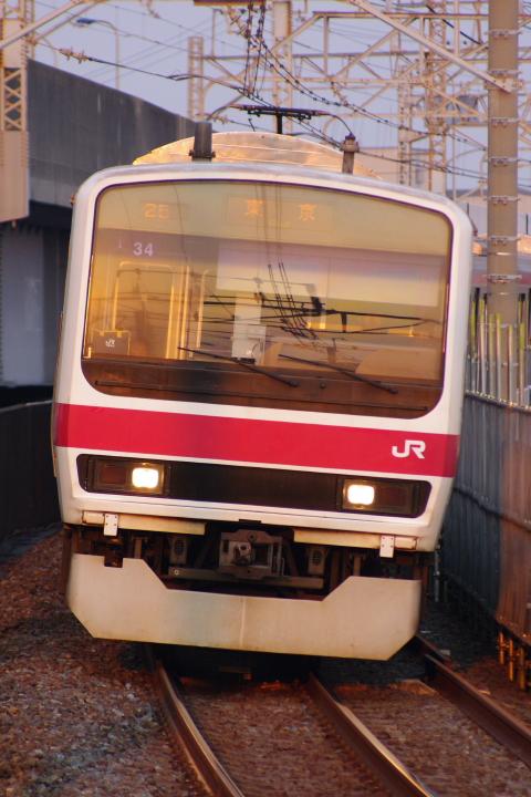 2011年3月30日 京葉線 ケヨ34 二俣新町