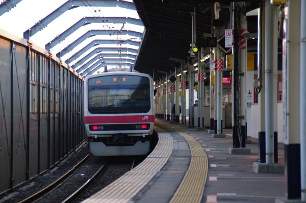 2011年3月30日 京葉線 ケヨ34 スナップ