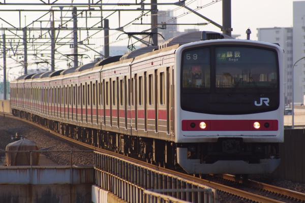 2011年3月30日 京葉線 ケヨ9 舞浜