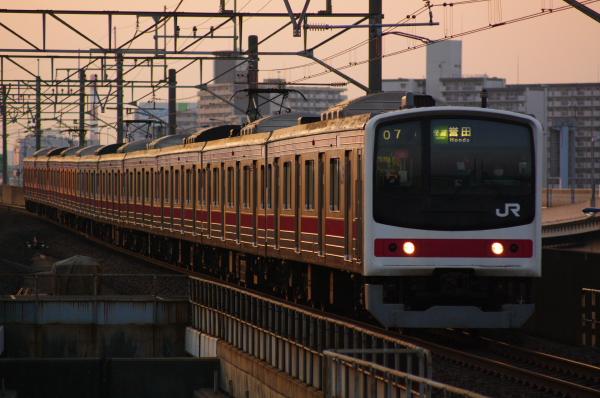 2011年4月1日 外房線 京葉線  ケヨ10 舞浜
