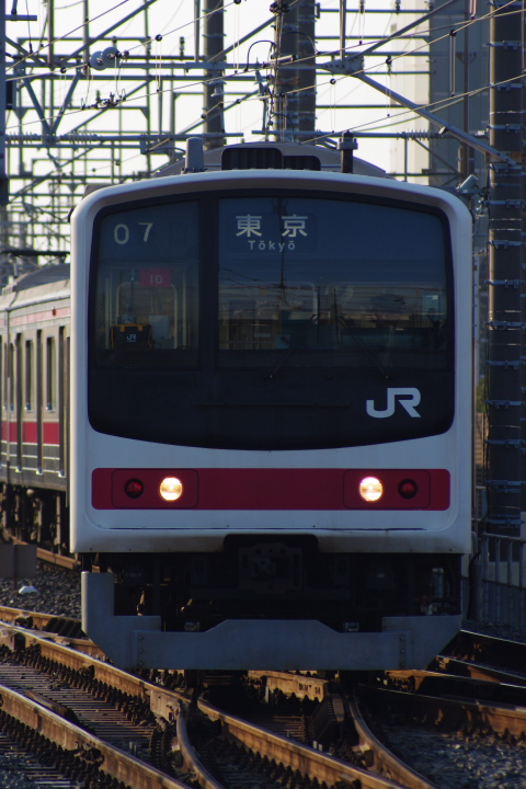 2011年4月1日 外房線 京葉線  ケヨ10 海浜幕張