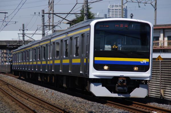 2011年4月1日 外房線 京葉線  173M 本千葉-蘇我