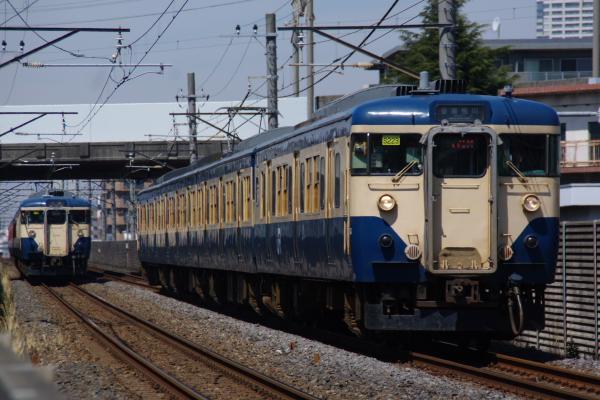 2011年4月1日 外房線 京葉線  171M マリS223 本千葉-蘇我