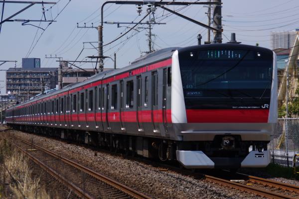 2011年4月1日 外房線 京葉線  ケヨ513 蘇我-鎌取