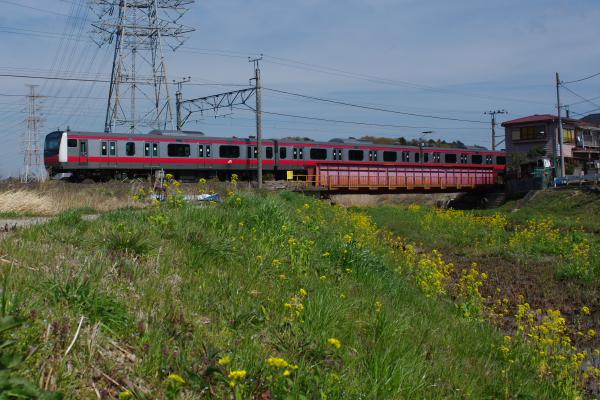 2011年4月1日 外房線 京葉線  ケヨ512 蘇我-鎌取