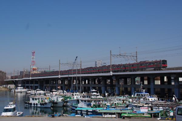 2011年4月1日 外房線 京葉線  ケヨ27 千葉みなと-蘇我