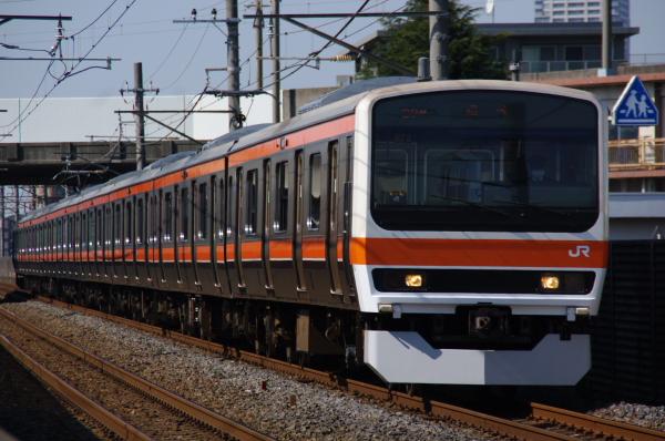 2011年4月1日 外房線 京葉線  ケヨM73 本千葉-蘇我