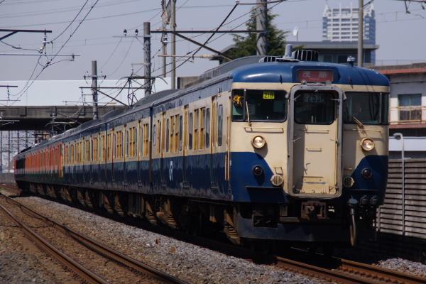 2011年4月1日 外房線 京葉線  マリ218+マリS62 本千葉-蘇我