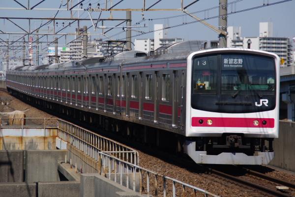 2011年4月4日 外房線 京葉線  ケヨ10 舞浜