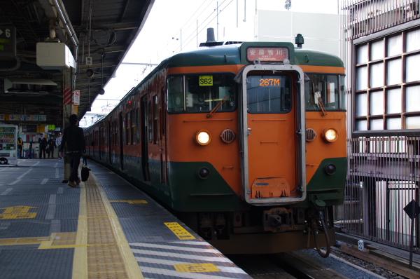 2011年4月4日 外房線 京葉線  マリS62 千葉